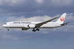 SIさんが、成田国際空港で撮影した日本航空 787-9の航空フォト(写真)