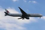 MA~RUさんが、羽田空港で撮影した中国東方航空 777-39P/ERの航空フォト(写真)
