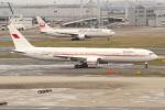 OMAさんが、羽田空港で撮影したバーレーン王室航空 767-4FS/ERの航空フォト(写真)