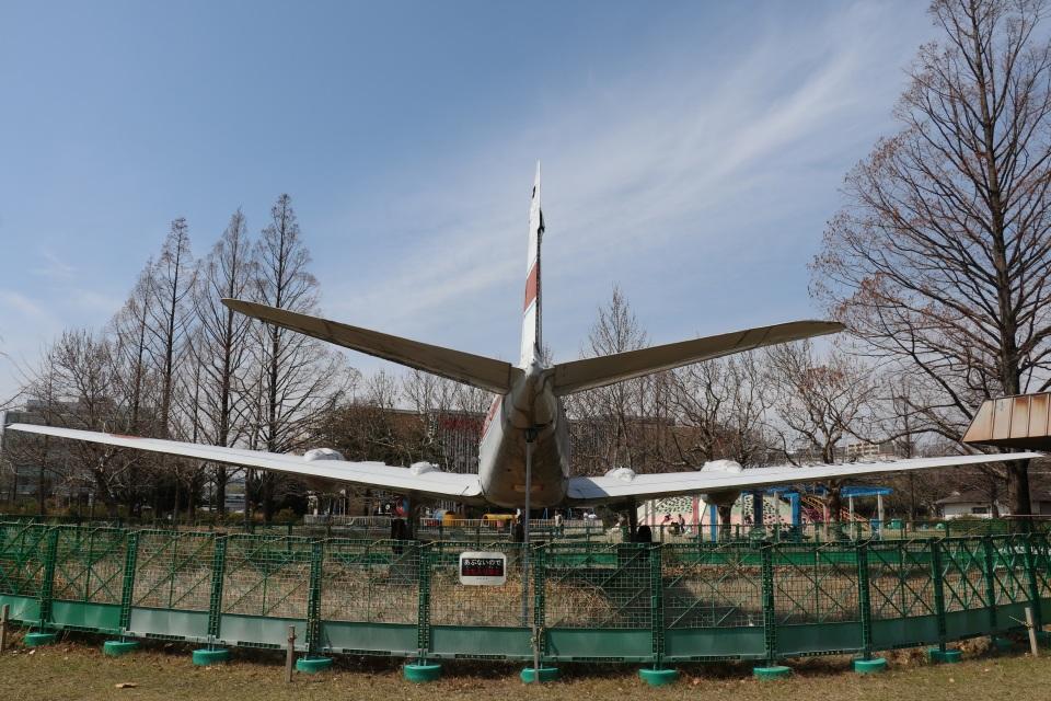 Wasawasa-isaoさんの日本国内航空 De Havilland DH.114 Heron (JA6159) 航空フォト