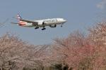 new_2106さんが、成田国際空港で撮影したアメリカン航空 777-223/ERの航空フォト(写真)