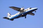調布飛行場 - Chofu Airport [RJTF]で撮影された新中央航空 - New Central Air Service [CUK]の航空機写真