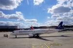 Harry Lennonさんが、パリ シャルル・ド・ゴール国際空港で撮影したモンテネグロ航空 ERJ-190-200 LR (ERJ-195LR)の航空フォト(写真)
