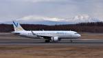 mojioさんが、新千歳空港で撮影したバニラエア A320-216の航空フォト(飛行機 写真・画像)