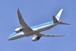 パンダさんが、成田国際空港で撮影したKLMオランダ航空 787-9の航空フォト(写真)