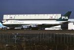 ITM58さんが、成田国際空港で撮影したパキスタン国際航空 747-240BMの航空フォト(写真)