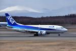 mojioさんが、新千歳空港で撮影したANAウイングス 737-54Kの航空フォト(飛行機 写真・画像)