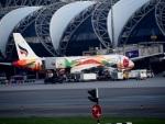 ken1☆MYJさんが、スワンナプーム国際空港で撮影したバンコクエアウェイズ A320-232の航空フォト(写真)
