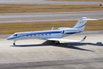 yabyanさんが、中部国際空港で撮影したチロリアン・ジェット・サービス G500/G550 (G-V)の航空フォト(写真)