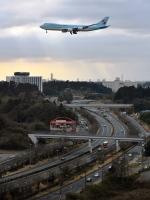 flytaka78さんが、成田国際空港で撮影した大韓航空 747-8HTFの航空フォト(写真)