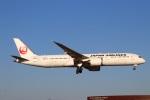 zero1さんが、成田国際空港で撮影した日本航空 787-9の航空フォト(飛行機 写真・画像)