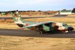 ちゅういちさんが、入間飛行場で撮影した航空自衛隊 EC-1の航空フォト(写真)
