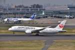 KAGURA-747さんが、羽田空港で撮影した日本航空 787-8 Dreamlinerの航空フォト(写真)