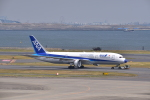 KAGURA-747さんが、羽田空港で撮影した全日空 787-8 Dreamlinerの航空フォト(写真)
