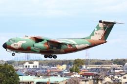 ちゅういちさんが、入間飛行場で撮影した航空自衛隊 C-1の航空フォト(写真)