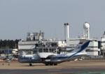 ハム太郎。さんが、成田国際空港で撮影したヴォルガ・ドニエプル航空 Il-76TDの航空フォト(写真)