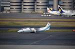 よんすけさんが、羽田空港で撮影した海上保安庁 DHC-8-315 Dash 8の航空フォト(写真)