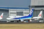 kina309さんが、成田国際空港で撮影したANAウイングス 737-54Kの航空フォト(写真)