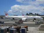 ロボキさんが、ダニエル・K・イノウエ国際空港で撮影した日本航空 787-9の航空フォト(写真)
