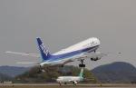 だいまる。さんが、高松空港で撮影した全日空 767-381/ERの航空フォト(写真)