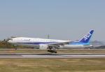 だいまる。さんが、高松空港で撮影した全日空 777-281/ERの航空フォト(写真)