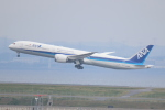 mktさんが、羽田空港で撮影した全日空 787-10の航空フォト(写真)
