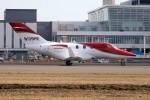 北の熊さんが、新千歳空港で撮影したHONDA AVIATION SERVICE CO INCの航空フォト(写真)