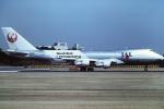 tassさんが、成田国際空港で撮影した日本航空 747-246F/SCDの航空フォト(写真)
