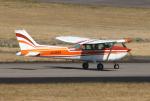 なごやんさんが、名古屋飛行場で撮影した北日本航空 172M Ramの航空フォト(写真)