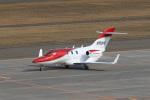 オポッサムさんが、新千歳空港で撮影した不明 HA-420 HondaJetの航空フォト(写真)