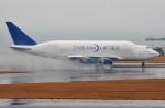 amagoさんが、中部国際空港で撮影したボーイング 747-4J6(LCF) Dreamlifterの航空フォト(写真)