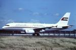 tassさんが、成田国際空港で撮影したドバイ・ロイヤル・エア・ウィング A319-133X CJの航空フォト(飛行機 写真・画像)