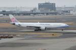 turenoアカクロさんが、羽田空港で撮影したチャイナエアライン A330-302の航空フォト(写真)
