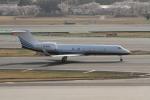 空旅さんが、成田国際空港で撮影したメトロジェット G-V-SP Gulfstream G550の航空フォト(写真)