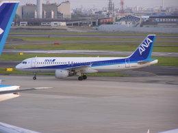 nh002nrtiadさんが、伊丹空港で撮影した全日空 A320-211の航空フォト(飛行機 写真・画像)