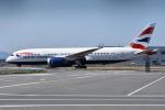 空が大好き!さんが、関西国際空港で撮影したブリティッシュ・エアウェイズ 787-8 Dreamlinerの航空フォト(写真)