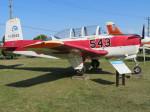 7915さんが、米子空港で撮影した航空自衛隊 T-3の航空フォト(写真)