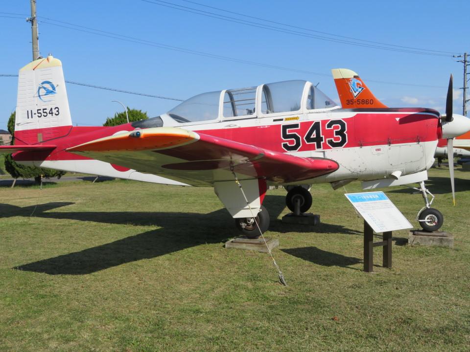 7915さんの航空自衛隊 Fuji T-3 (11-5543) 航空フォト