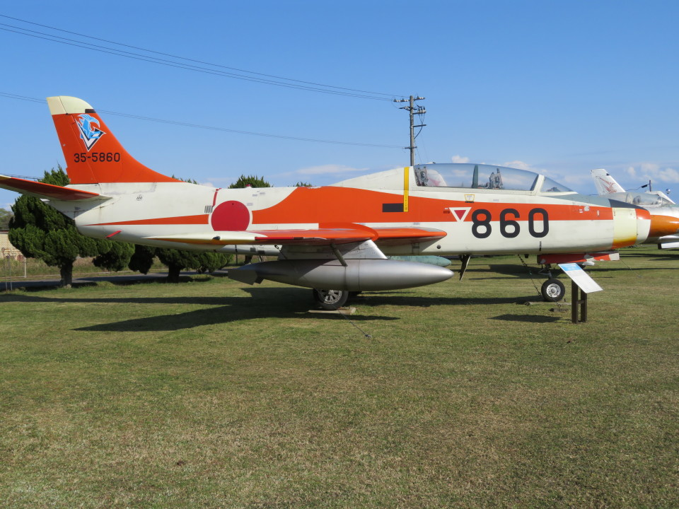 7915さんの航空自衛隊 Fuji T-1 (35-5860) 航空フォト