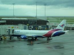 Smyth Newmanさんが、バンクーバー国際空港で撮影したフレア航空 737-490の航空フォト(飛行機 写真・画像)