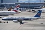 空が大好き!さんが、関西国際空港で撮影した中国南方航空 A320-232の航空フォト(写真)