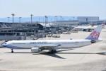 空が大好き!さんが、関西国際空港で撮影したチャイナエアライン A330-302の航空フォト(写真)