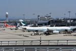 空が大好き!さんが、関西国際空港で撮影したキャセイパシフィック航空 A330-343Xの航空フォト(写真)