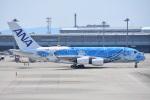 空が大好き!さんが、関西国際空港で撮影した全日空 A380-841の航空フォト(写真)