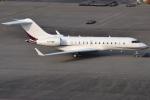 jun☆さんが、羽田空港で撮影したカタール・エグゼクティブ BD-700-1A11 Global 5000の航空フォト(写真)