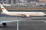 jun☆さんが、羽田空港で撮影したバーレーン王室航空 767-4FS/ERの航空フォト(写真)