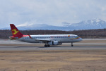 mojioさんが、新千歳空港で撮影した天津航空 A320-232の航空フォト(飛行機 写真・画像)
