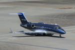 Espace77さんが、羽田空港で撮影したウェルズ・ファーゴ・バンク・ノースウェスト Challenger 600の航空フォト(写真)