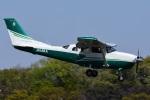 =JAかみんD=さんが、調布飛行場で撮影した共立航空撮影 T206H Turbo Stationair TCの航空フォト(写真)