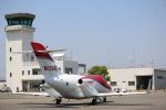 musashiさんが、岡南飛行場で撮影したホンダ・エアクラフト・カンパニー HA-420の航空フォト(写真)